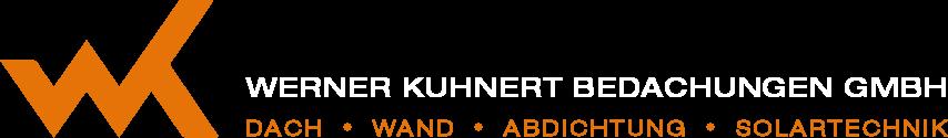 Logo Werner Kuhnert Bedachungen GmbH