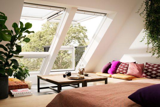 Dachfenster / Lichtelemente / RWA